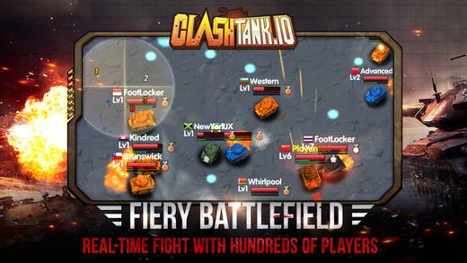 screen520x924 4 - Game bắn xe tăng cổ điển Clash Tank.io cho phép bạn xưng top thế giới