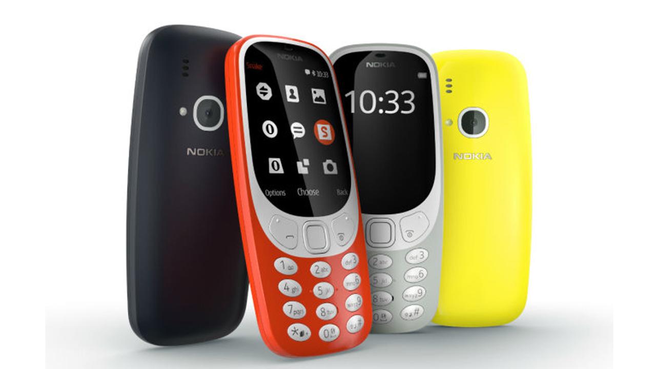 Nokia 3310 2017 01 - Nokia 3310 giảm giá 43%: Có thật là hàng chính hãng?
