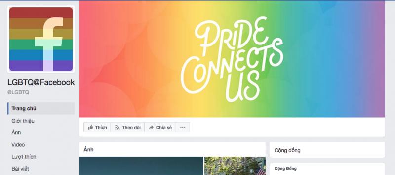 Cách thêm biểu tượng cảm xúc Tự hào trên Facebook 1