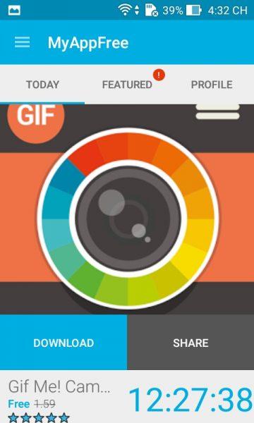 Screenshot 2017 06 24 16 32 24 360x600 - 5 ứng dụng săn app, game miễn phí, giảm giá trên Android