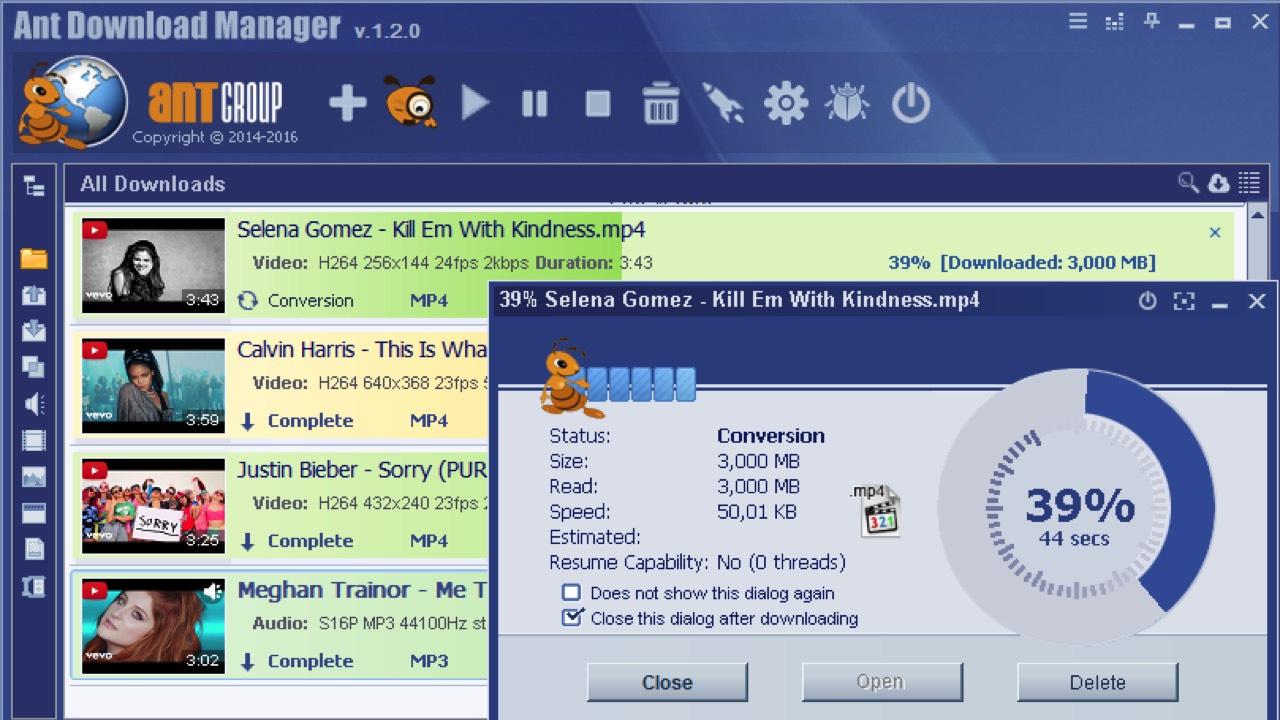 ant download manager pro featured - Đang miễn phí ứng dụng tăng tốc download giống IDM trị giá 22USD
