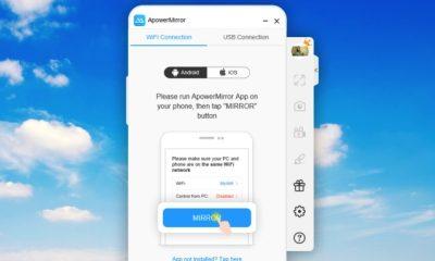 apowermirror featured 400x240 - Mời bạn tải về ứng dụng quay màn hình iOS và Android trị giá 69,95USD