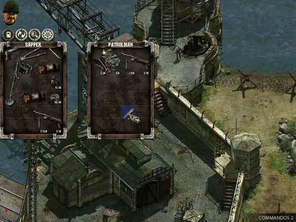 commandos 3 - [Game cũ mà hay] Biệt đội Commandos