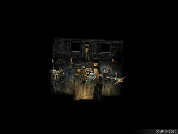 commandos 7 - [Game cũ mà hay] Biệt đội Commandos