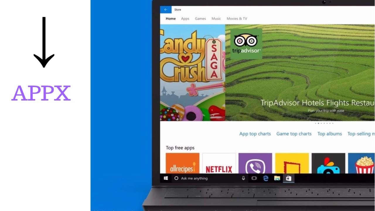 download appx - Cách tải tập tin cài đặt (APPX) của Windows 10 trên Windows Store thành công 100%