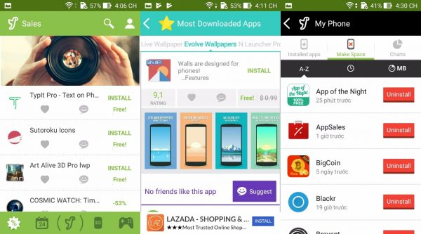 freapp 600x333 - 5 ứng dụng săn app, game miễn phí, giảm giá trên Android