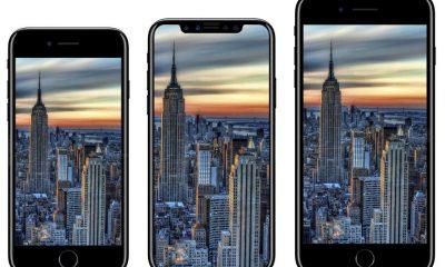"""iPhone X 400x240 - Apple lại bị """"rò rỉ"""" thông tin về iPhone mới, có thể là iPhone X"""
