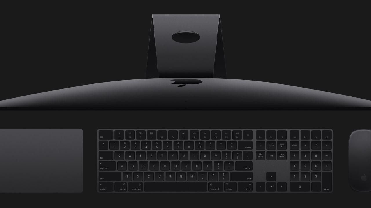Apple chính thức giới thiệu iMac Pro - cấu hình khủng, giá trăm triệu