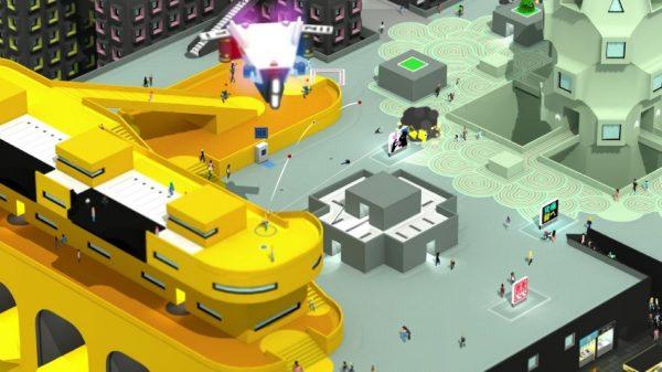 tokyo 42 screenshot 2 600x337 - Đánh giá Tokyo 42 - game hành động đồ họa độc đáo