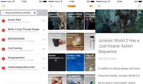 yomu 600x355 - 4 ứng dụng đọc tin tức RSS trên iPhone cực hay
