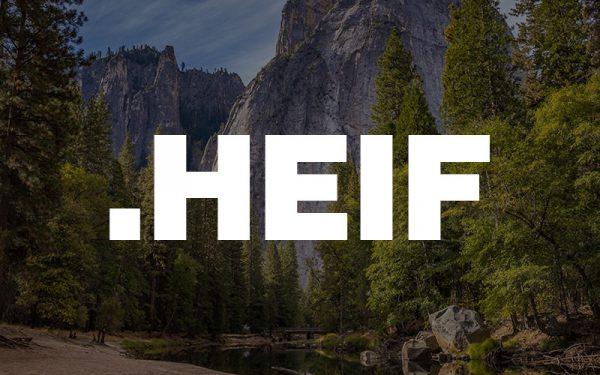 nh dạng ảnh HEIF 600x375 - HEIF - Định dạng ảnh số mới trên iOS 11 là gì?