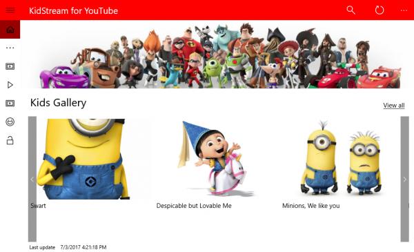 2017 07 03 16 21 36 600x365 - Ứng dụng YouTube Kids cho Windows 10