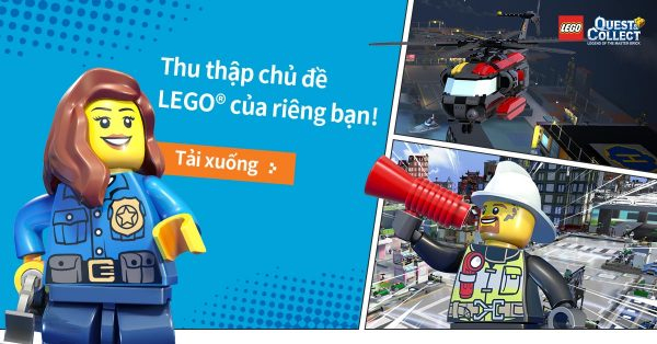 "Nexon ra mắt game mobile ""LEGO Quest & Collect"""