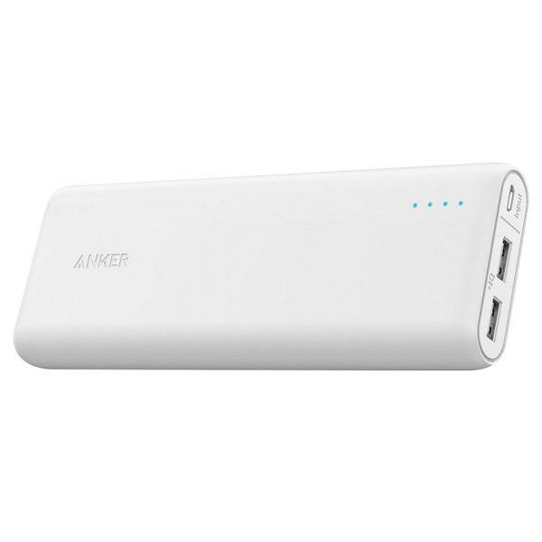 Anker PowerCore A1271 20100mAh 600x600 - Top 5 pin sạc dự phòng tốt cho iPhone
