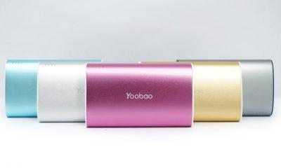 Yoobao 10200mAh 400x240 - Top 5 pin sạc dự phòng tốt cho iPhone