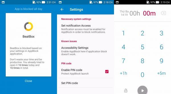 applock 2 600x333 - Lên lịch khóa ứng dụng trên Android