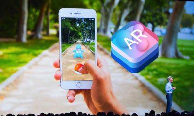 arkit featured 400x240 - Vài demo ấn tượng về ARKit trong iOS 11