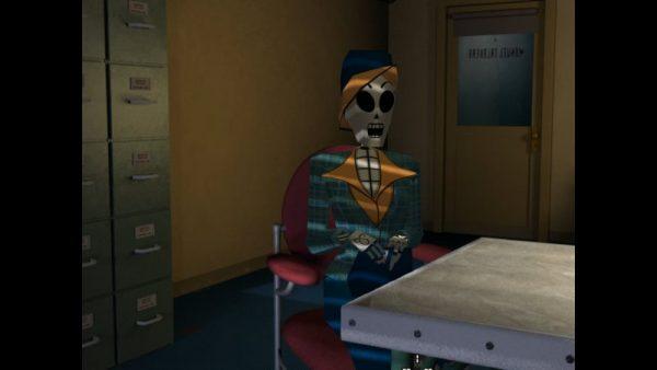 Grim Fandango Remastered screenshot