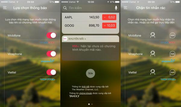 km2 600x355 - Luôn biết thông tin khuyến mãi nạp tiền điện thoại di động của nhiều nhà mạng