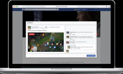 live stream game lên facebook 400x240 - Cách Live stream màn hình chơi game lên Facebook từ Android và iOS