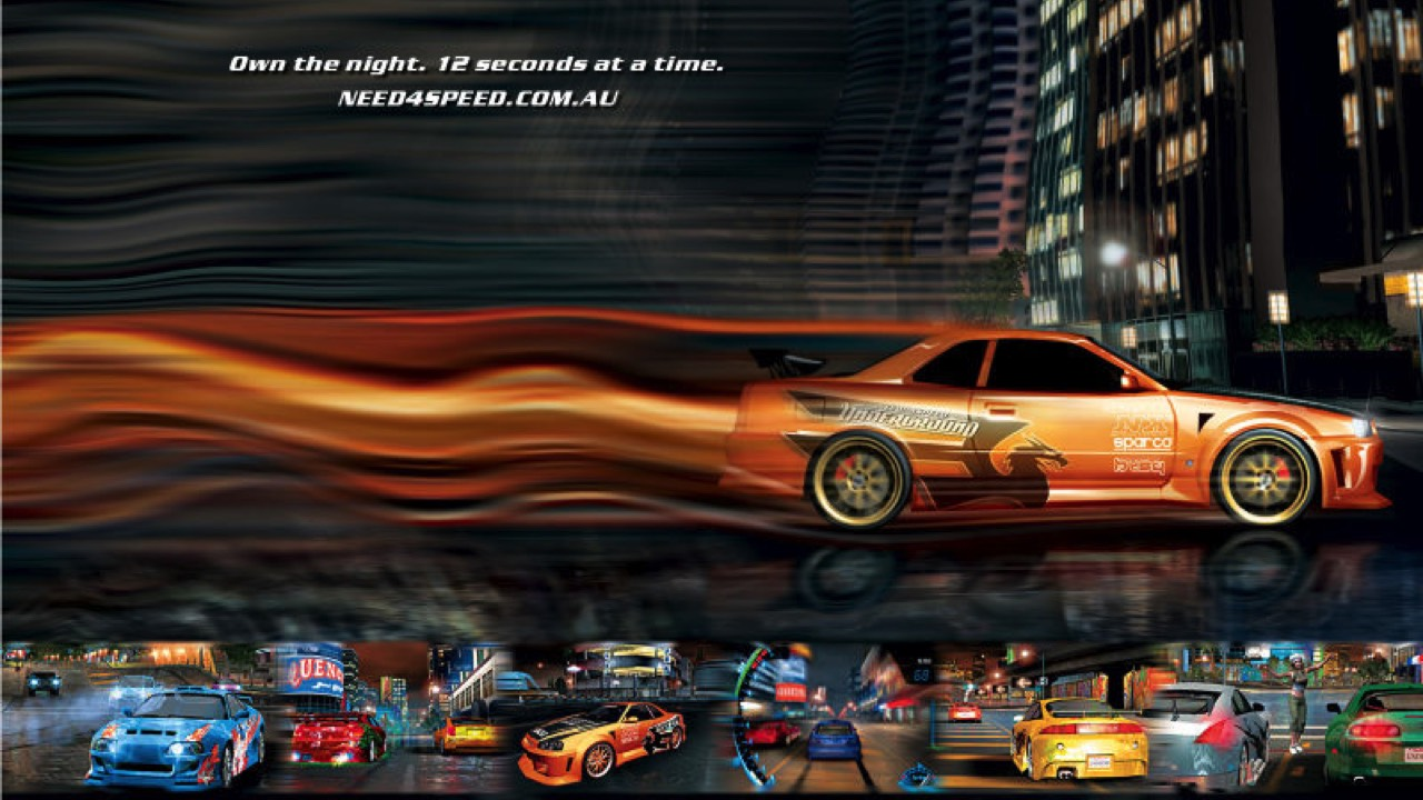 need for speed underground featured - Game cũ mà hay: Need for Speed Underground