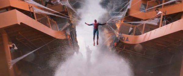 Spider-man: Homecoming screencap