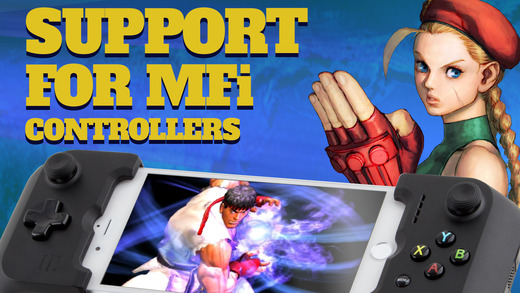 street fighter iv champion edition 2 - Street Fighter IV Champion Edition bất ngờ ra mắt trên iOS