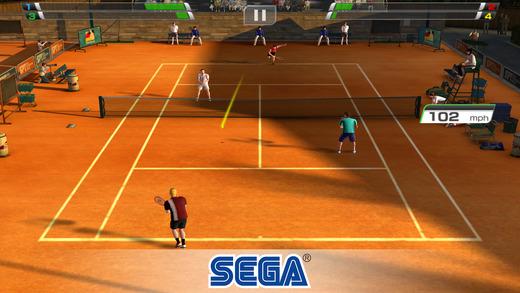 "virtua tennis challenge 2 - SEGA tặng game ""khủng"" Virtua Tennis Challenge, mời bạn tải về"