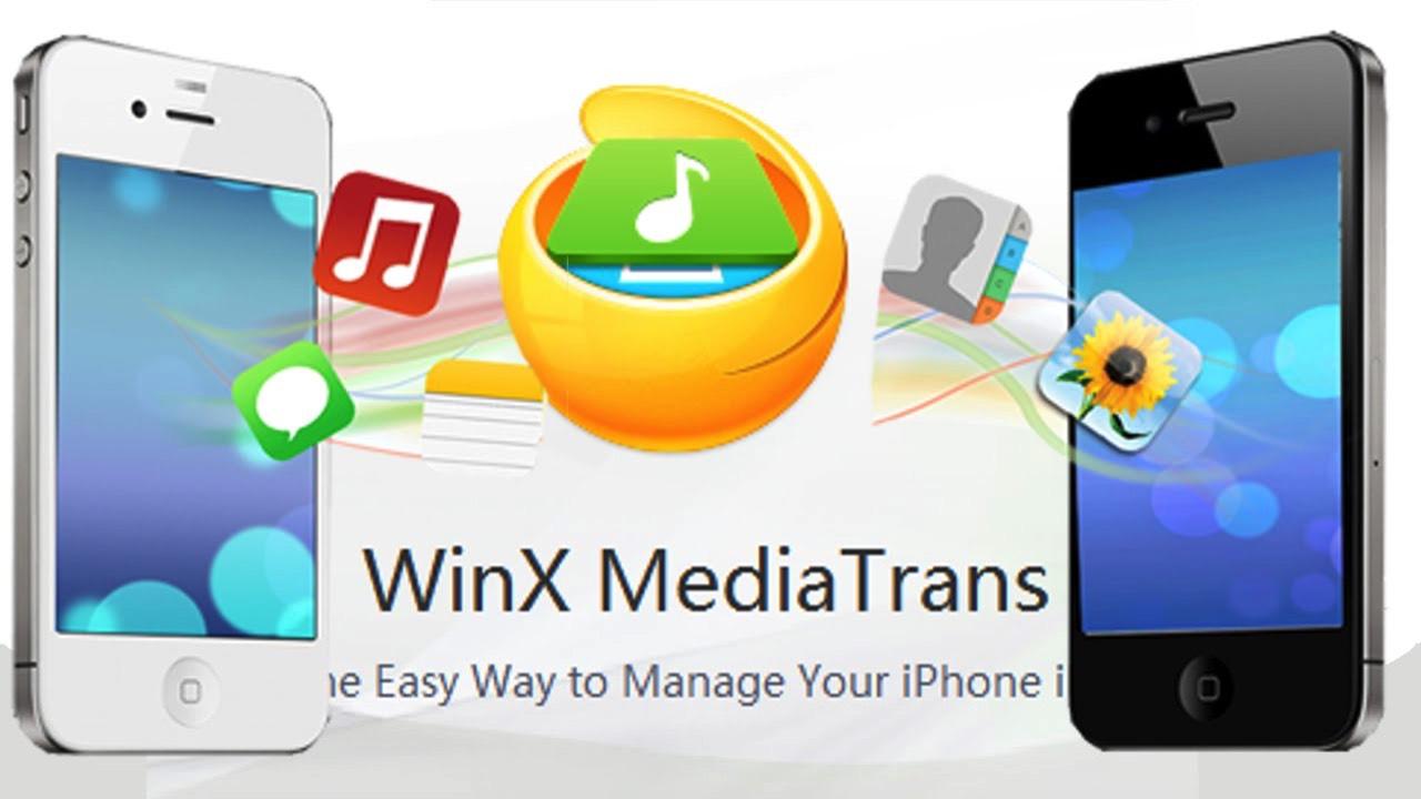 winx mediatrans featured - Đang miễn phí ứng dụng quản lý iPhone như iTunes và iTools, giá gốc 1387031₫ (60USD)