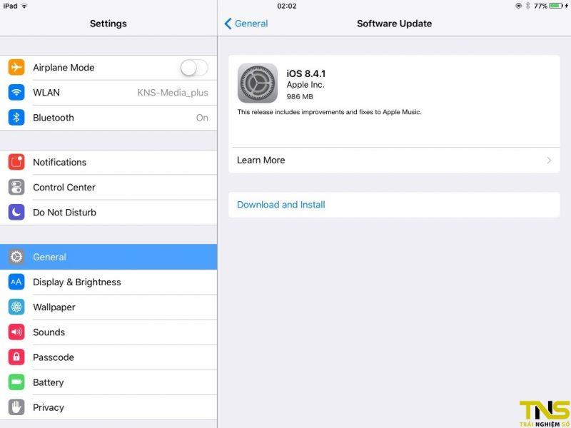 Cách hạ từ iOS 9.3.5 xuống 8.4.1 hoặc 6.1.3 không cần SHSH blobs 5