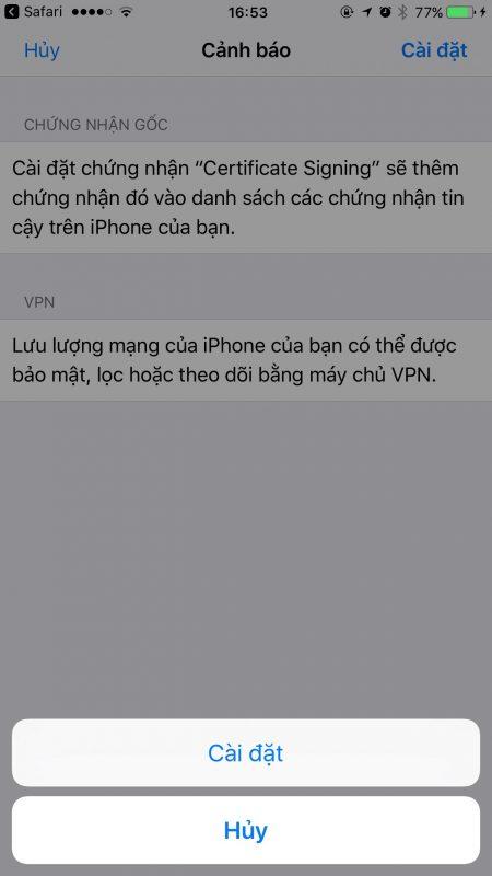 IMG 2417 450x800 - Cách chống bị Apple thu hồi chứng chỉ (revoke)