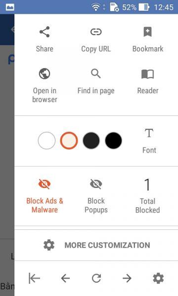 """Cách tạo app rút gọn """"cực nhẹ"""", tự chặn quảng cáo trên Android 4"""