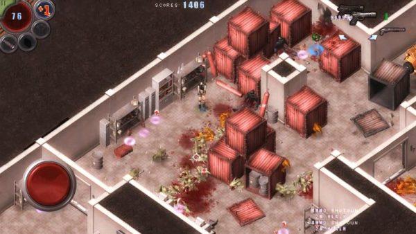 alien shooter screenshot mobile 3 600x338 - Đánh giá Alien Shooter - đại  chiến quái vật