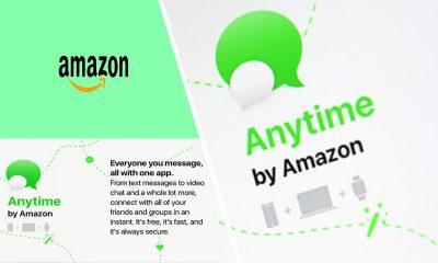 Amazon Anytime là gì?