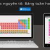 bảng tuần hoàn hóa học 100x100 - Cách tra bảng tuần hoàn hóa học miễn phí trên điện thoại và máy tính