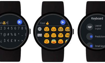 """ban phim cho android wear featured 400x240 - Đã có """"bàn phím"""" cho đồng hồ thông minh chạy Android Wear 2.0"""