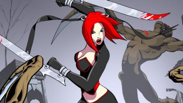 bloodrayne - Top 10 game giết thời gian trên máy tính