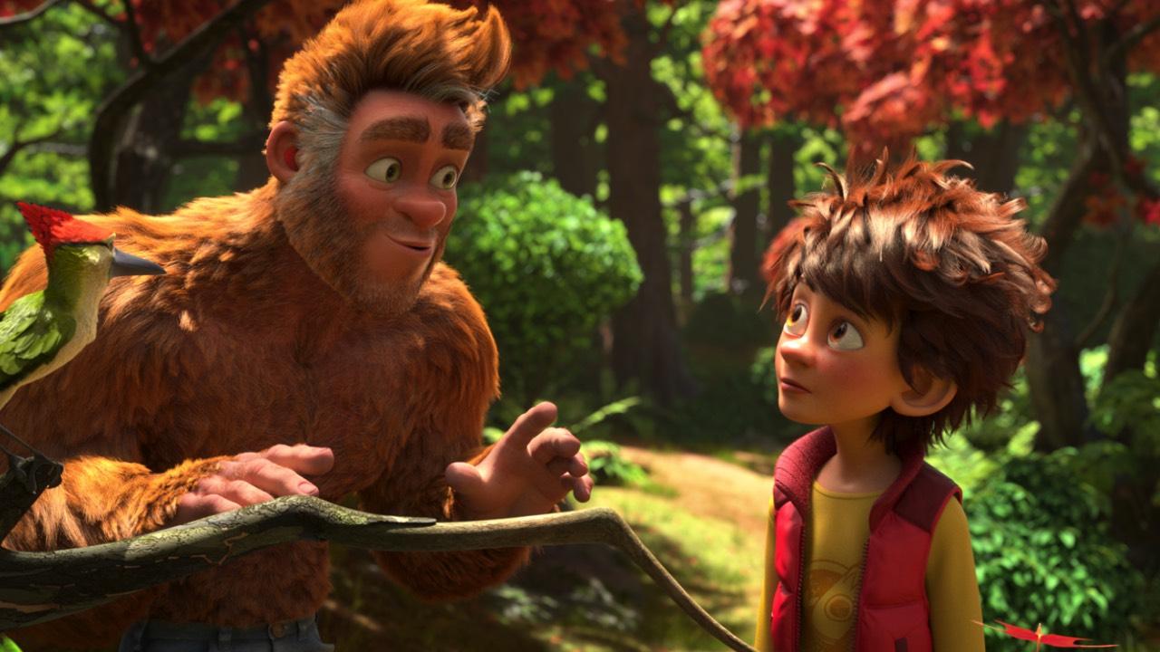 bo to la chan to featured - Đánh giá phim Bố tớ là Chân To - The son of Bigfoot