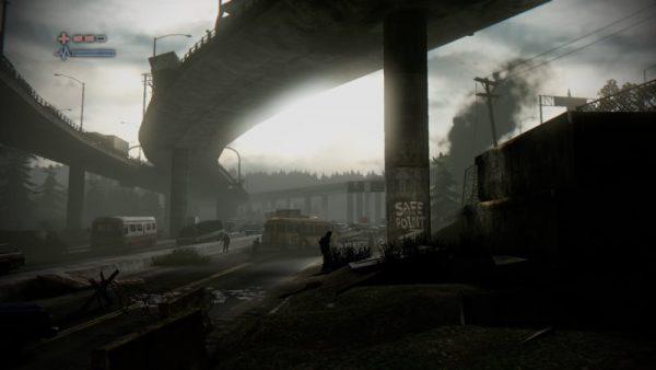 """deadlight directors cut screenshot 1 600x338 - Đánh giá Deadlight: Director's Cut - """"phong ba bão táp"""" Seattle"""