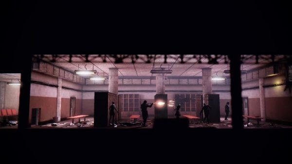 """deadlight directors cut screenshot 3 600x338 - Đánh giá Deadlight: Director's Cut - """"phong ba bão táp"""" Seattle"""
