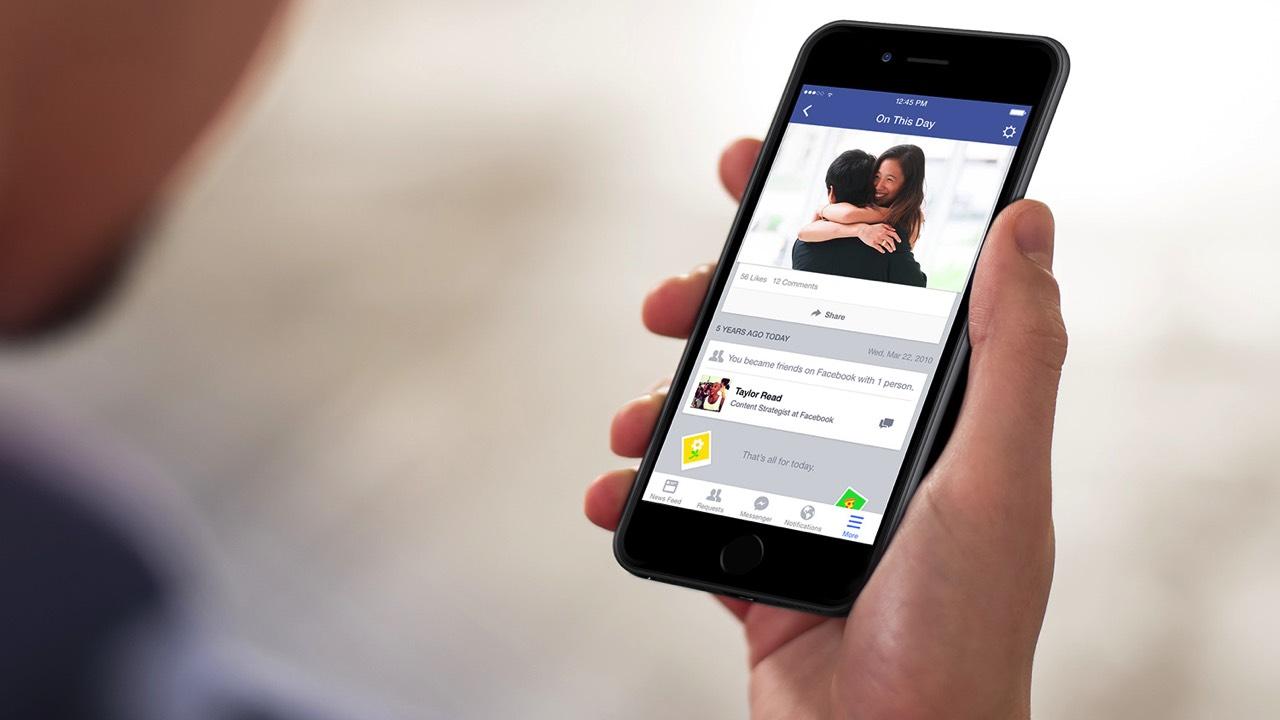 Facebook On This Day là gì?