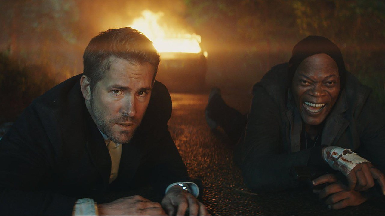 Hitman's Bodyguard movie review