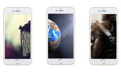 iphone wallpaper featured 400x240 - Tổng hợp 11 ứng dụng iOS giảm giá miễn phí ngày 18/1 trị giá 20USD
