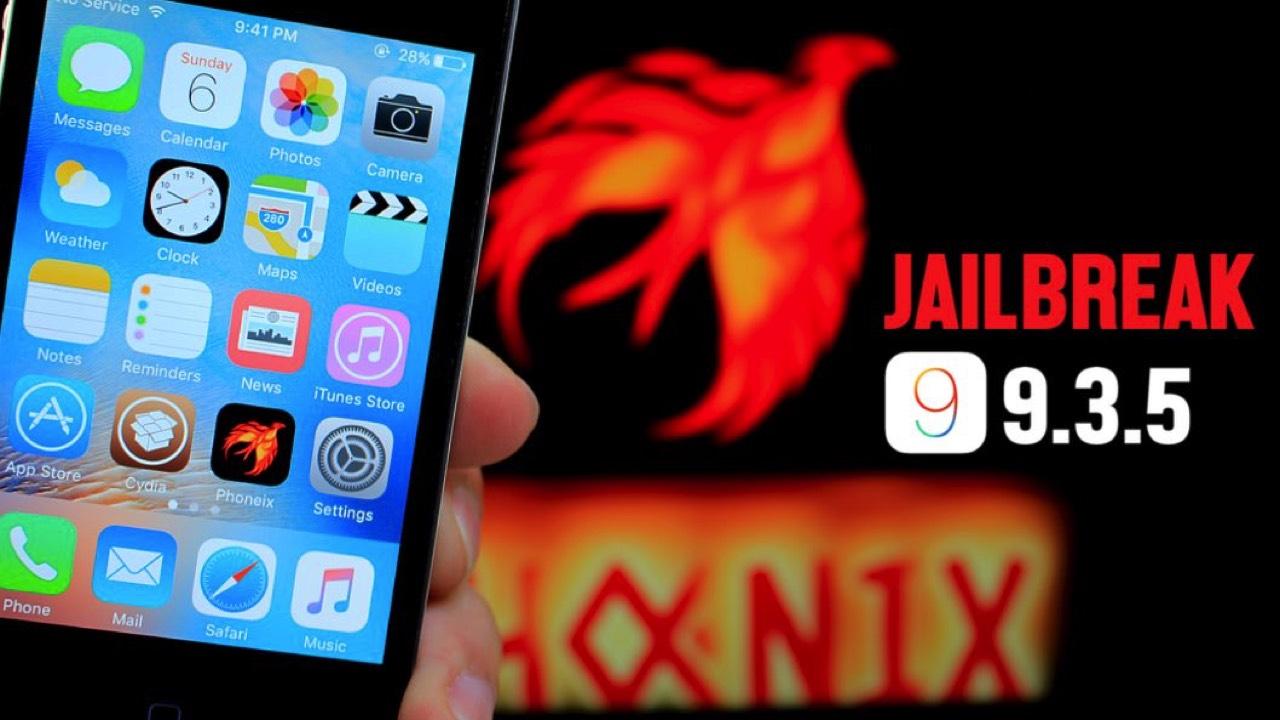 Phoenix v6 giúp jailbreak iOS 9 ổn định hơn