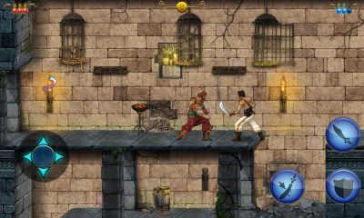 Cinematic platformer Prince of Persia Classic