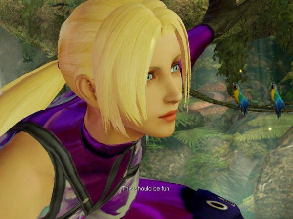 Tekken smartphone screenshot