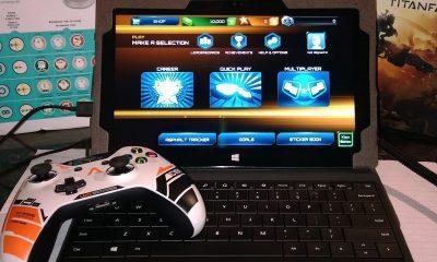 xbox one controller featured 400x240 - Cách kết nối tay cầm Xbox One với máy tính