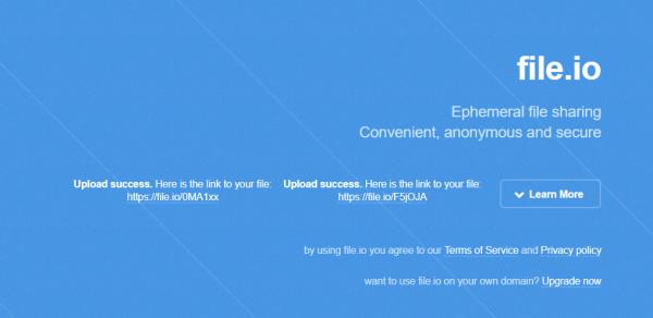 Top 5 dịch vụ chia sẻ file ẩn danh miễn phí