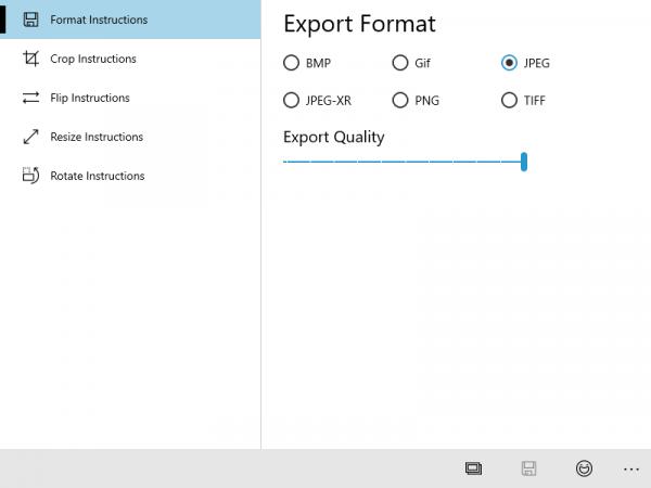 Cắt, chuyển đổi, thay đổi kích thước ảnh nhanh cho Windows 10 1