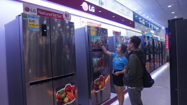 DMX 600x338 - Những sai lầm khi chọn tủ lạnh mà người mua thường mắc phải